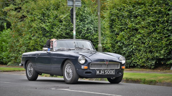 1967 MGB Roadster For Sale (picture 4 of 170)