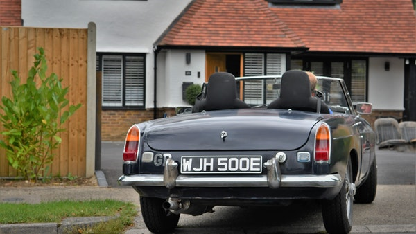 1967 MGB Roadster For Sale (picture 153 of 170)
