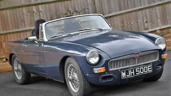 1967 MGB Roadster For Sale (picture 27 of 170)