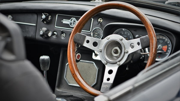 1967 MGB Roadster For Sale (picture 41 of 170)