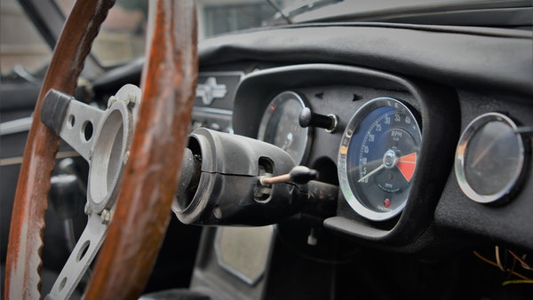 1967 MGB Roadster For Sale (picture 48 of 170)