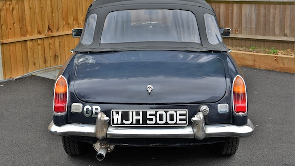 1967 MGB Roadster For Sale (picture 18 of 170)