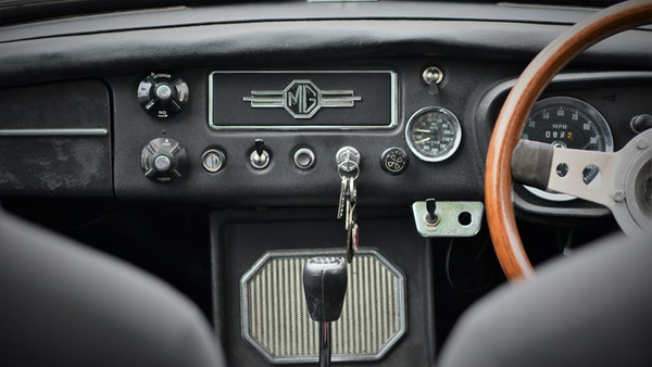 1967 MGB Roadster For Sale (picture 43 of 170)