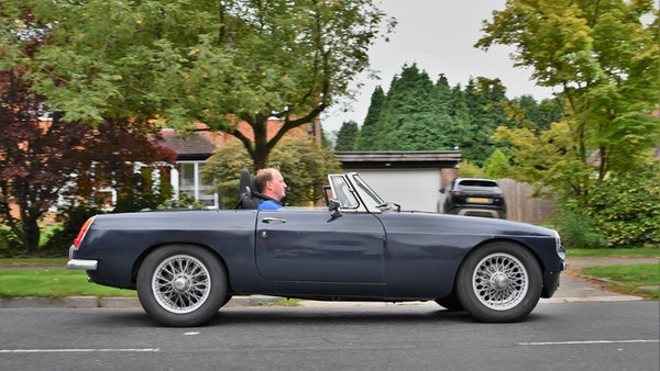 1967 MGB Roadster For Sale (picture 6 of 170)