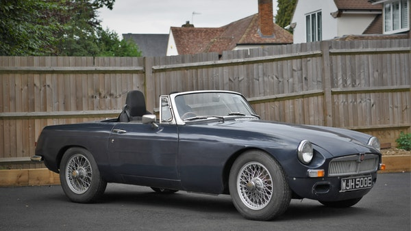 1967 MGB Roadster For Sale (picture 1 of 170)