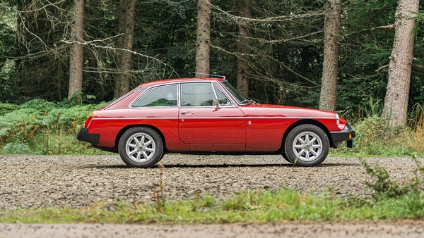 1977 MG BGT For Sale (picture 5 of 96)