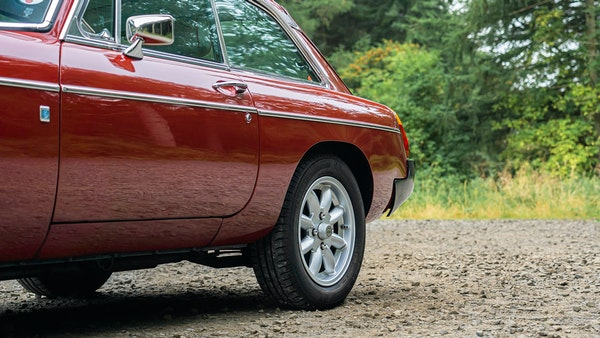 1977 MG BGT For Sale (picture 77 of 96)