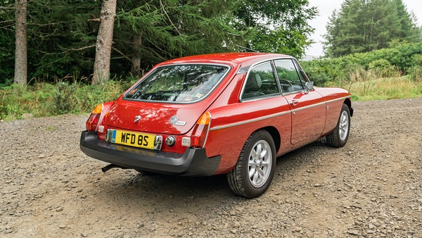 1977 MG BGT For Sale (picture 22 of 96)