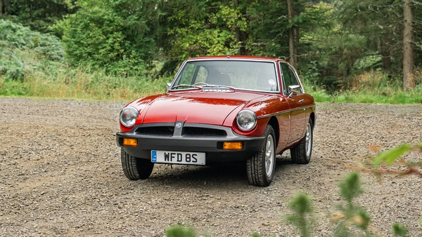1977 MG BGT For Sale (picture 12 of 96)