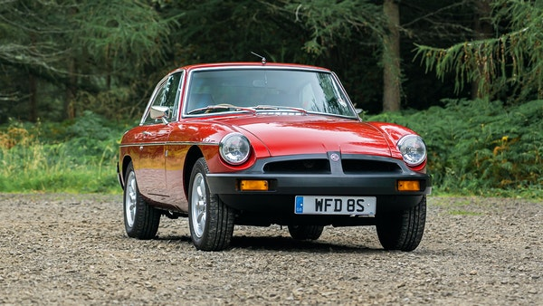 1977 MG BGT For Sale (picture 4 of 96)