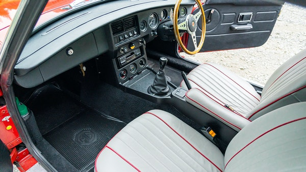 1977 MG BGT For Sale (picture 51 of 96)