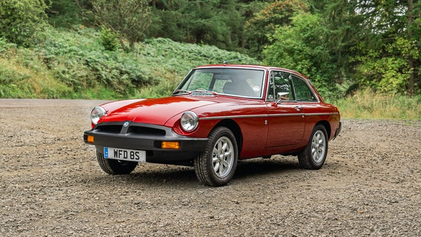1977 MG BGT For Sale (picture 13 of 96)