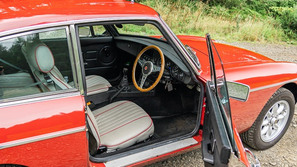1977 MG BGT For Sale (picture 62 of 96)