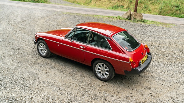 1977 MG BGT For Sale (picture 23 of 96)
