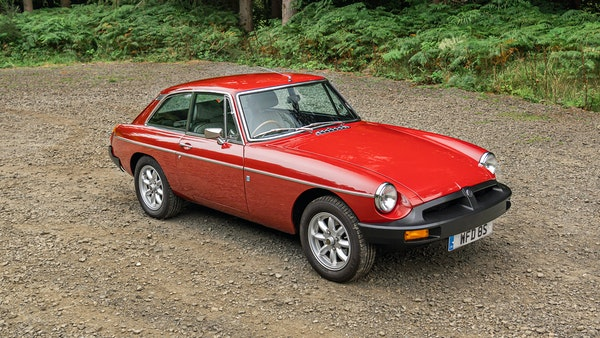 1977 MG BGT For Sale (picture 3 of 96)