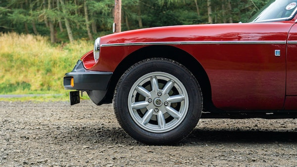 1977 MG BGT For Sale (picture 66 of 96)