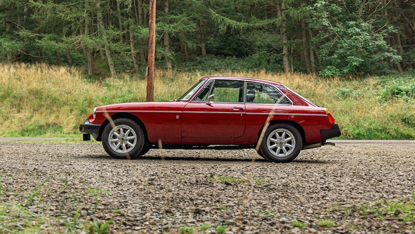 1977 MG BGT For Sale (picture 14 of 96)