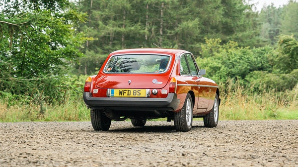 1977 MG BGT For Sale (picture 9 of 96)