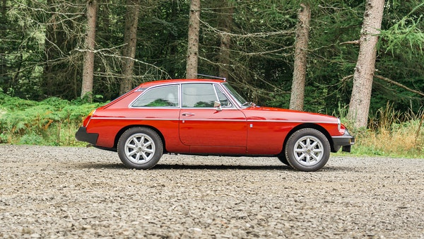 1977 MG BGT For Sale (picture 11 of 96)