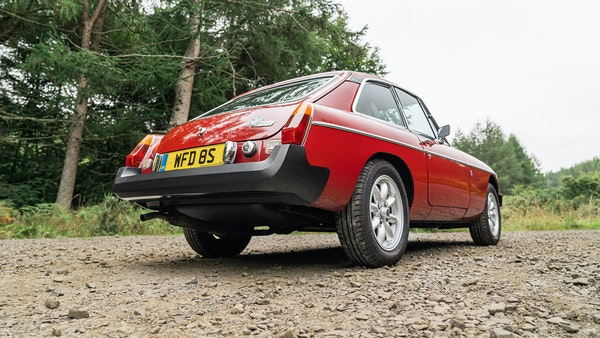 1977 MG BGT For Sale (picture 21 of 96)