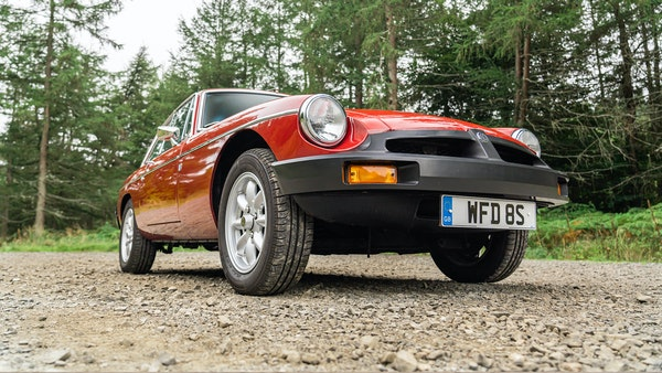 1977 MG BGT For Sale (picture 6 of 96)