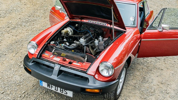 1977 MG BGT For Sale (picture 82 of 96)