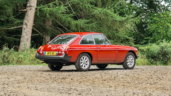 1977 MG BGT For Sale (picture 10 of 96)