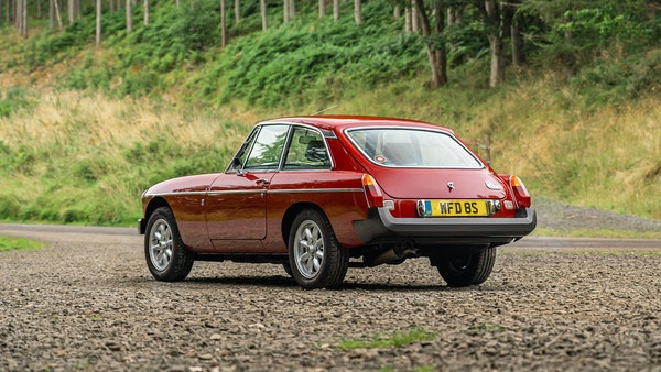 1977 MG BGT For Sale (picture 17 of 96)