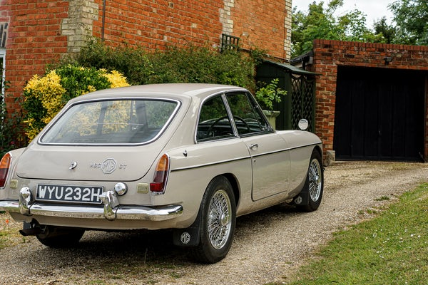 1969 MGC GT Automatic For Sale (picture 11 of 103)