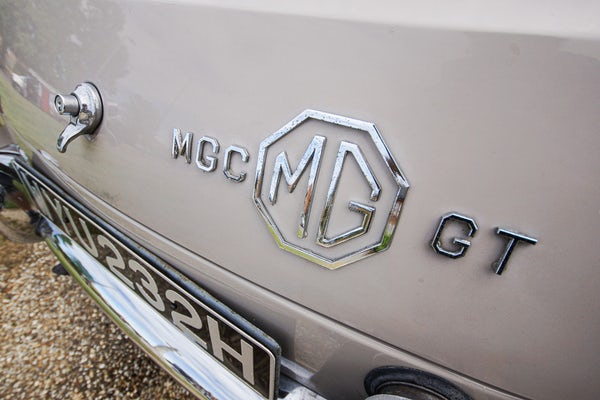 1969 MGC GT Automatic For Sale (picture 29 of 103)