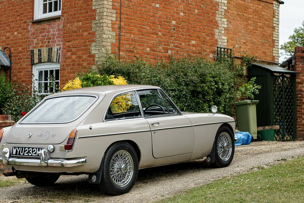 1969 MGC GT Automatic For Sale (picture 10 of 103)