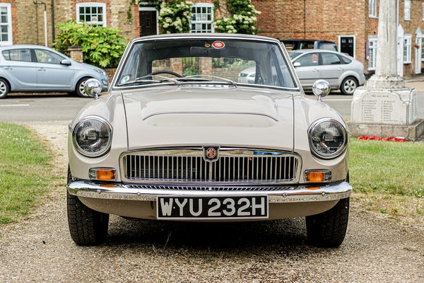 1969 MGC GT Automatic For Sale (picture 19 of 103)
