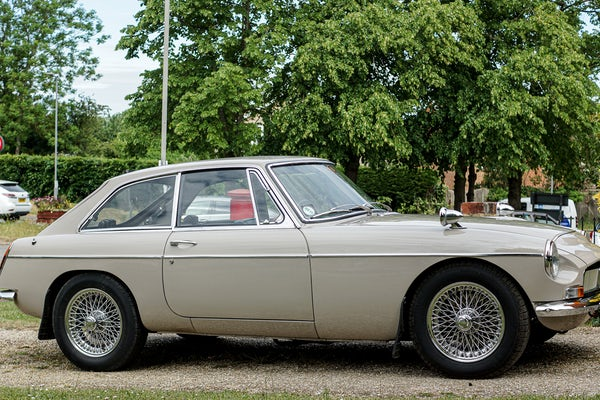 1969 MGC GT Automatic For Sale (picture 7 of 103)