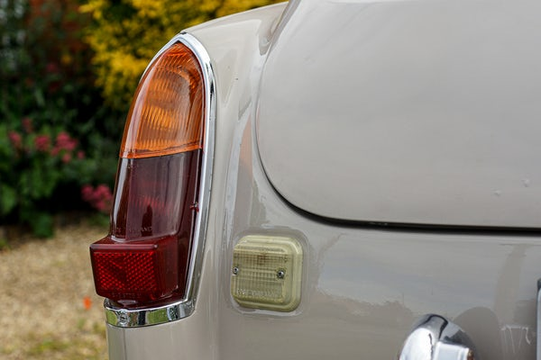 1969 MGC GT Automatic For Sale (picture 25 of 103)