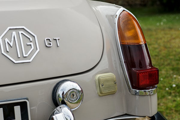 1969 MGC GT Automatic For Sale (picture 26 of 103)