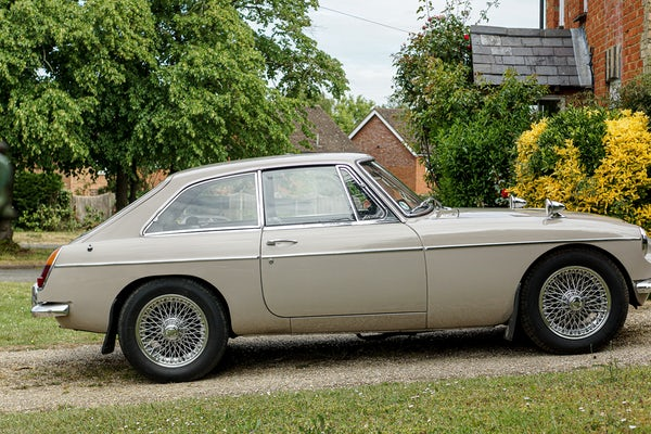 1969 MGC GT Automatic For Sale (picture 8 of 103)
