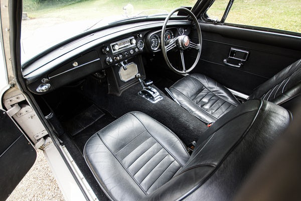 1969 MGC GT Automatic For Sale (picture 56 of 103)