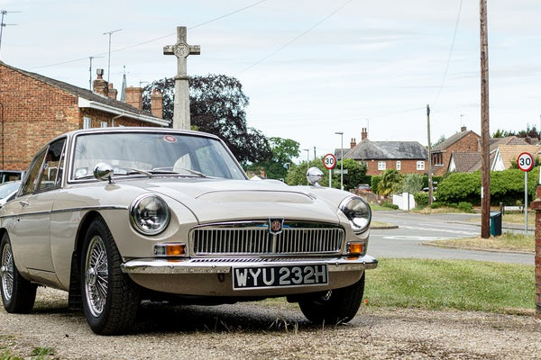 1969 MGC GT Automatic For Sale (picture 3 of 103)