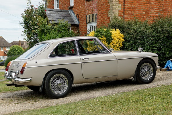 1969 MGC GT Automatic For Sale (picture 9 of 103)