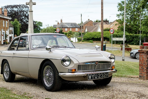 1969 MGC GT Automatic For Sale (picture 4 of 103)