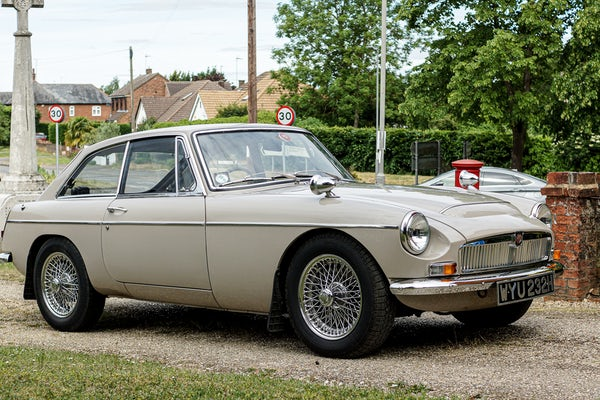 1969 MGC GT Automatic For Sale (picture 1 of 103)