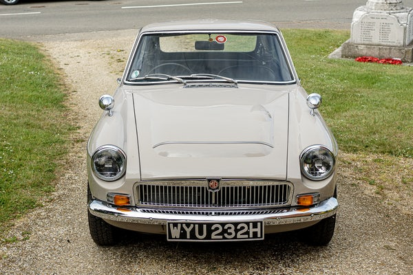 1969 MGC GT Automatic For Sale (picture 20 of 103)