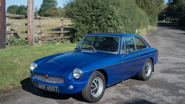 1979 MGB GT For Sale (picture 1 of 115)
