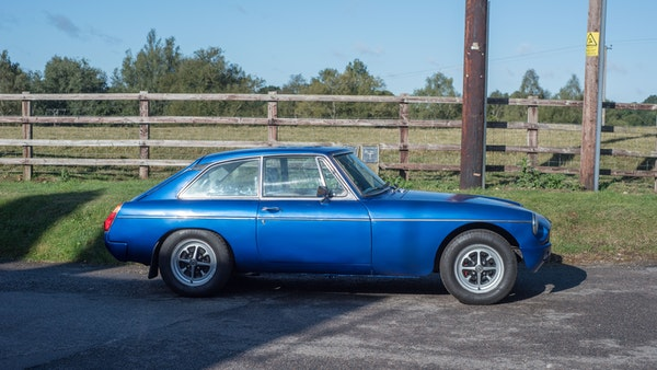 1979 MGB GT For Sale (picture 6 of 115)
