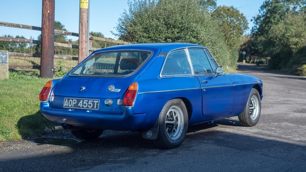 1979 MGB GT For Sale (picture 16 of 115)