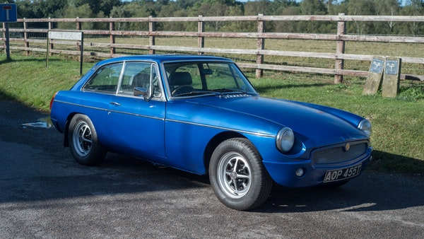 1979 MGB GT For Sale (picture 3 of 115)