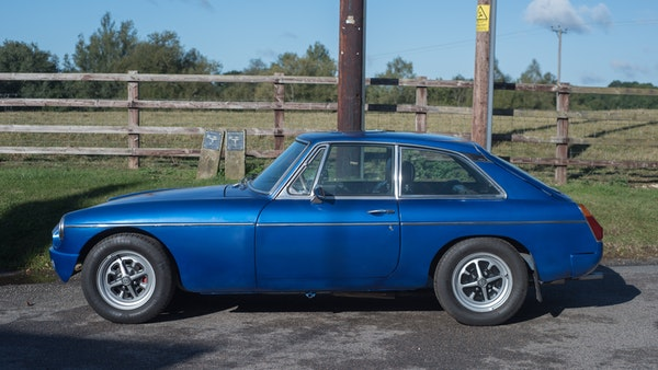 1979 MGB GT For Sale (picture 11 of 115)