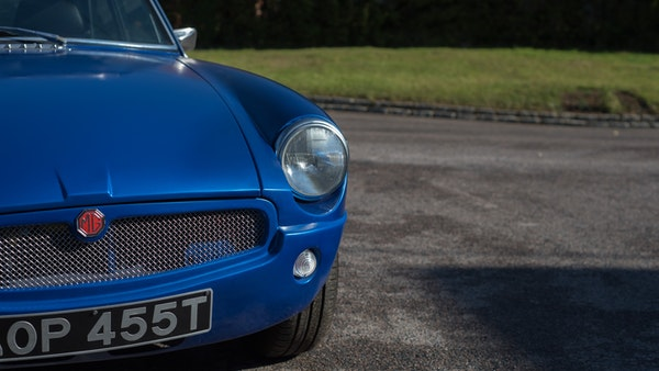 1979 MGB GT For Sale (picture 70 of 115)