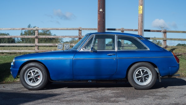 1979 MGB GT For Sale (picture 13 of 115)
