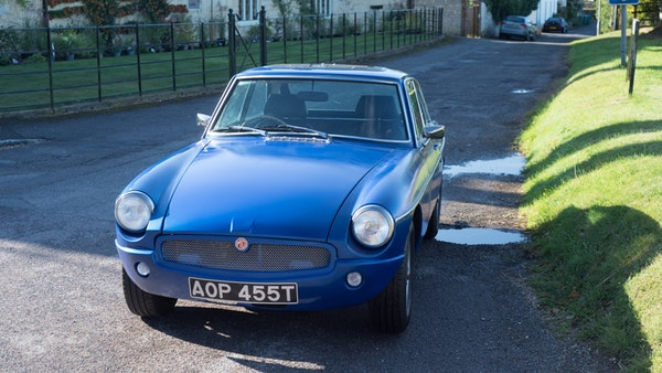 1979 MGB GT For Sale (picture 8 of 115)
